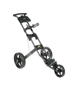 PowaKaddy TwinLine 3 Push/Pull Trolley 2012