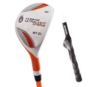 "US Kids Ultralight Hybrid With Training Grip (51"" Tall)"
