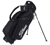Titleist Ultra Lightweight Stand Bag (Black)