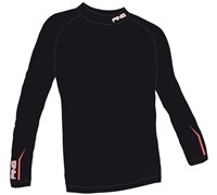 Ping Collection Underpar II Baselayer (Black/Coral)