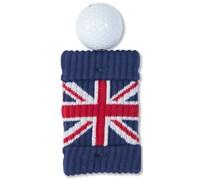 GreenSleeve Pocket Golf Ball Cleaner and Club Cleaner (UK (Union Jack))