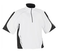 Galvin Green Mens Berkley Windstopper Jacket (White/Black/Gunmetal)