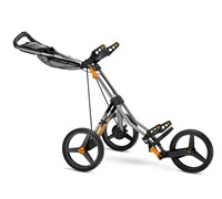 Sun Mountain SpeedCart V1 Sport Trolley 2014 (Gunmetal/Orange)
