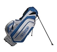 Ogio Vapor Golf Stand Bag 2013 (Blue Griddle)