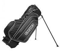 Ogio Vapor Golf Stand Bag 2014 (Carbon)