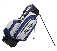 Ogio Vapor Golf Stand Bag 2014 (White/Charcoal)