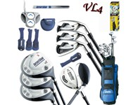Longridge Ladies VL4 18pc Package Set (Graphite Shaft)