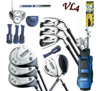 Longridge Ladies VL4 18pc Package Set  Graphite Shaft