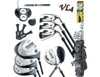 Longridge Mens VL4 18pc Package Set (Graphite Shaft)