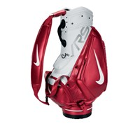 Nike VR_S II Golf Cart Bag 2014 (White/White/Red)