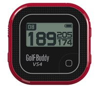 GolfBuddy VS4 Voice GPS Unit (Black)