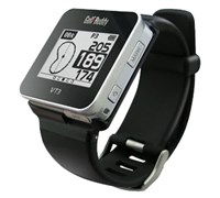 GolfBuddy VT3 GPS Watch (Black)