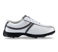 Callaway Ladies Savory Golf Shoes 2013 (White / Dark Grey)