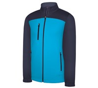 Adidas Mens ClimaProof Warm 2 Layer Jacket (Quartz/Aquatic)