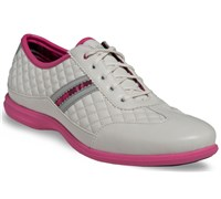 Callaway Ladies St Kitts Golf Shoes 2014 (White/Pink)