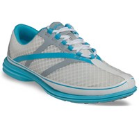 Callaway Ladies Solaire SE Golf Shoes 2014 (White/Silver/Blue)