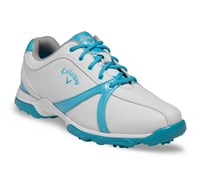 Callaway Ladies Cirrus Golf Shoes 2014 (White/Blue)
