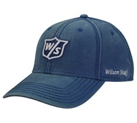 Wilson Staff Washed Cap 2014 (Blue)