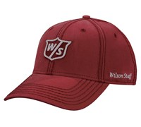 Wilson Staff Washed Cap 2014 (Red)