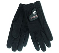 Sunderland Ladies Wet Weather Rain Gloves (Black)