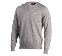 Wilson Staff Mens Authentic Sweater (Grey)