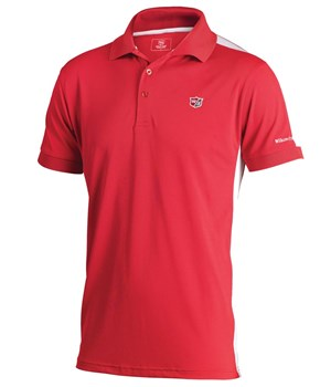 Wilson Staff Mens 2T Polo Shirt 2012