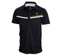Wilson Staff Mens FG Tour M3 Golf Polo Shirt 2014 (Black)
