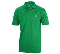 Wilson Staff Mens Authentic Golf Polo Shirt 2014 (Green)