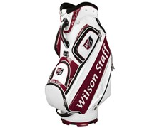 Wilson Staff Pro Tour 10 Inch Staff Bag 2013 (White)