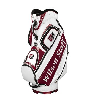 Wilson Staff Pro Tour 10 Inch Staff Bag 2014