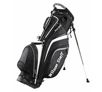 Wilson Staff Ionix Tour Carry Bag 2013 (Black)