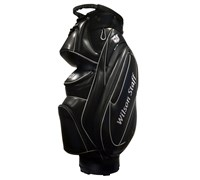 Wilson Staff Performance Cart Bag 2013 (Black/Black)