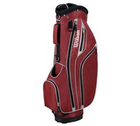 Wilson Lite Cart Bag 2014 (Red)