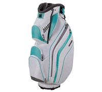 Wilson Staff Ladies Ionix Cart Bag 2014 (White/Mint/Grey)