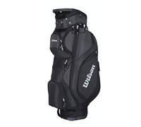 Wilson Staff ProStaff Cart Bag 2014 (Black/Black)
