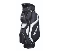 Wilson Staff ProStaff Cart Bag 2014 (Black/White)