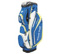 Wilson Staff Nexus Cart Bag 2015 (Royal/Citron)