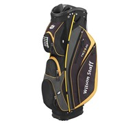 Wilson Staff Nexus Cart Bag 2015 (Black/Yellow)