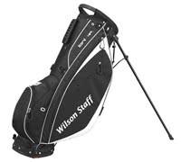 Wilson Staff Ionix Light Stand Bag 2015 (Black/White)