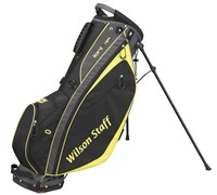 Wilson Staff Ionix Light Stand Bag 2015 (Black/Citron)