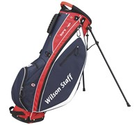 Wilson Staff Ionix Light Stand Bag 2015 (Navy/Red)