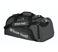 Wilson Staff Overnight Holdall Bag 2014 (Gunmetal)