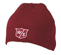 Wilson Staff Tour Beanie 2013 (Red)