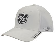 Wilson Staff FG Tour Golf Cap 2013 (White)