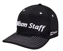 Wilson Staff D-100 Golf Cap 2013 (Black)