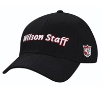Wilson Staff Tour Golf Cap 2014 (Black)