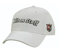 Wilson Staff Tour Golf Cap 2014 (White)