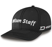Wilson Staff D200 Cap (Black)