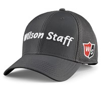 Wilson Staff Mesh Golf Cap 2015 (Grey)