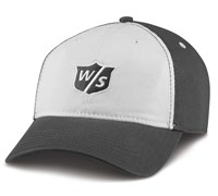 Wilson Staff Relaxed Golf Cap (Grey)